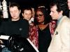 avec Carole Fredericks (R.I.P.) et Bernard Montiel