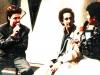 Avec Michel Berger et Nagui