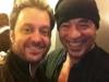 Avec Pascal Obispo