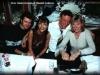 Avec Alain Gossuin, Chantal Ladesou et une copine