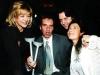 Avec ma copine Nicoletta, Basile de Koch et Frigide Barjot