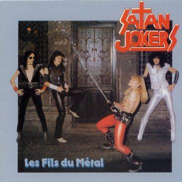 Download mp3 full flac album vinyl rip Les Forces Malefiques - Satan Jokers - Trop Fou Pour Toi (Cassette, Album)