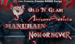 Affiche SATAN'S FEST IX WEB 2
