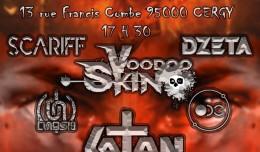 Affiche Satan's Fest XI