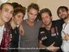 vec Merwan Rim, Mikelangelo Loconte, Laurent Solus Solal et Florent Mothe