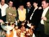 avec Philippe lavil, Bruno Solo, Ticky Holgado (R.I.P.), Francis Lalanne et Claude Brasseur
