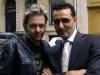 Avec mon ami et concepteur de mes éclairages Roque Ségovia