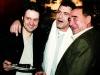 Avec Jean-Marie Bigard et Claude Brasseur